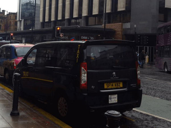 Six Seater Taxi