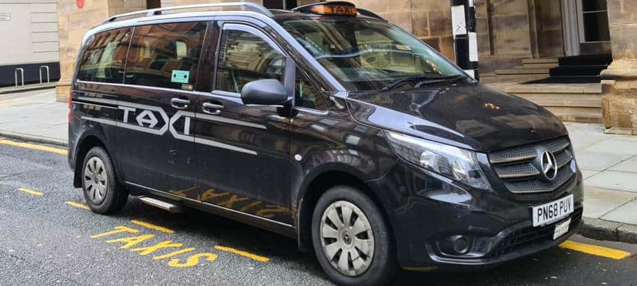 Manchester taxi service properties
